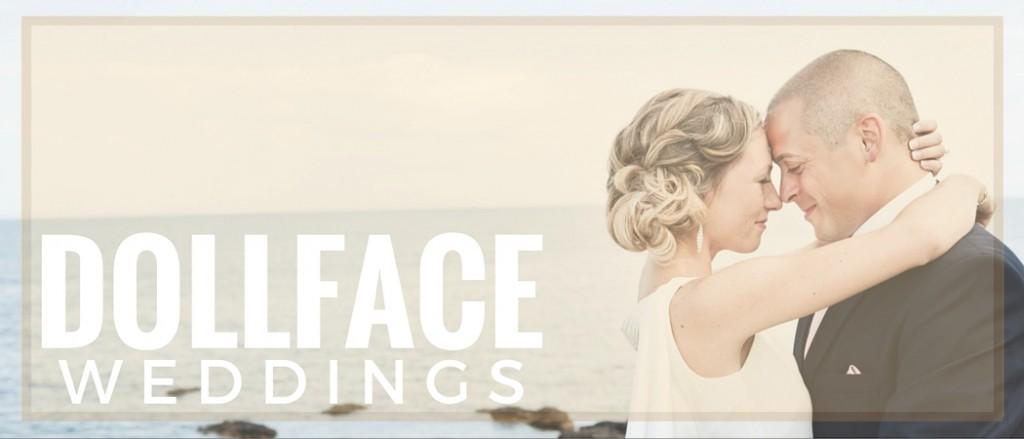 Wedding Photography with Dollface Studio